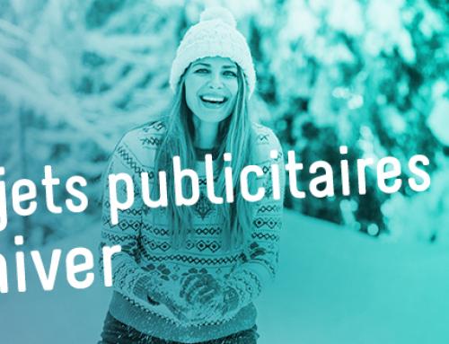 Le top 10 des objets publicitaires de l'hiver