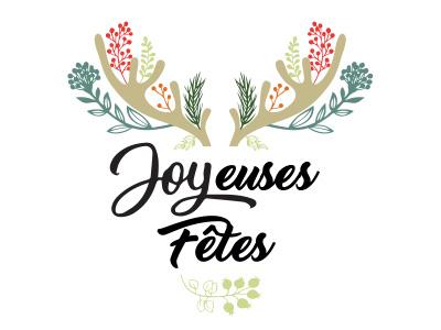 Visuels Rennes pour Noël