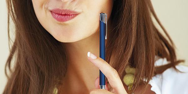 Ebony Matt stylo