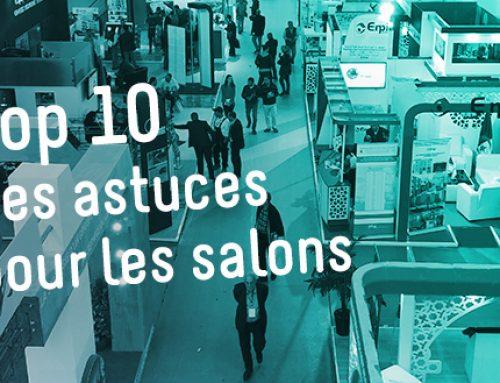Les 10 meilleurs conseils pour participer à des salons commerciaux