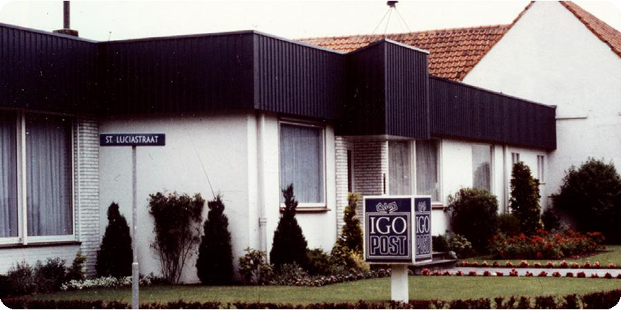 1er bureau d'IGO