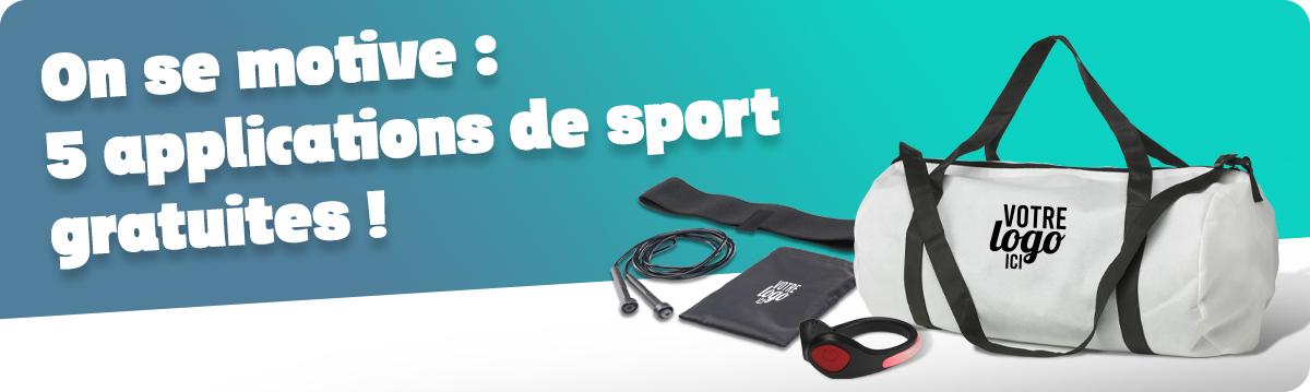 Applications de sport